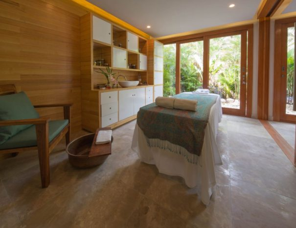 Mi Amor Spa Treatment room